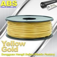 Wholesale Soft Colorful 1.75mm /  3.0mm 3D Printing ABS Filament  Material For 3D Printers from china suppliers