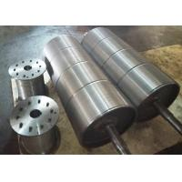 Wholesale Stainless Steel Rope Winch Drum Electric / Hydraulic Drive Silver Color from china suppliers