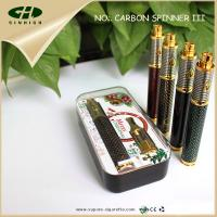 Wholesale Vision Spinner3 1600mah E Cig Battery Carbon Fiber Vision Spinner PCB Control from china suppliers