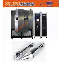 Wholesale Auto Interior Door Handle Chrome Plating Machine, PVD Cr Sputtering Coating Equipment from china suppliers