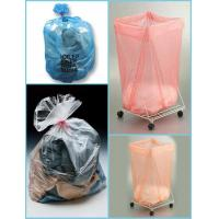 Wholesale Customizable PVA Large Plastic Laundry Bags With Top Drawstring for Hospital from china suppliers