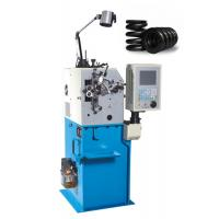 Wholesale Serpentine Spring Maker Machine 550 Pcs/Min , Automatic Oiling Wire Winding Equipment from china suppliers