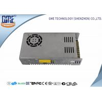 Wholesale Desktop Aluminum 12V 30A AC DC Switching Power Supply , 80% Efficiency from china suppliers