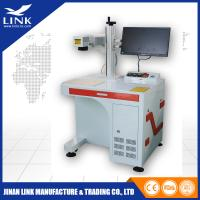 Wholesale Compact Structure Desktop Portable Laser Marking Machine For Carbon Steel Flange Ring from china suppliers