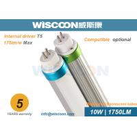 Wholesale High Power 10W 2ft LED Tube Light Beryl Capacitor 120 Lm/W For Household from china suppliers