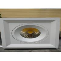 Wholesale Tiltable Square 15W 2700-3000K IP54 LED Housing Aluminum Fixture for Bathroom/R3B0206 from china suppliers