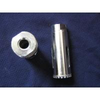 Wholesale Vacuum Brazed diamond core drill bits from china suppliers