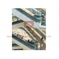 Buy cheap Commercial Escalator with 35 Degree 1000mm Step Width Vvvf Control from wholesalers