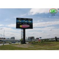 Wholesale Light Weight SMD Outdoor LED Billboard , 31.25mm Full Color LED Display For Studio from china suppliers