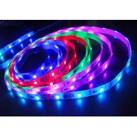 Wholesale Color Changing IP20 5050 IC RGB 5 Meter RGB LED Strip Light  in For Cars from china suppliers
