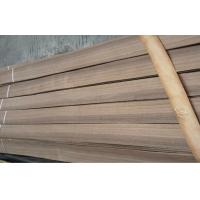 Wholesale Natural Walnut Wood Veneer Sheet For Cabinets ,  0.5mm thickness from china suppliers