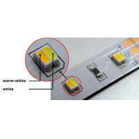 Quality SMD3527 LED Strips warm white and cold white in one chip for sale