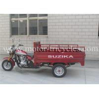 Wholesale RS200ZH-E Gasoline Petrol Tricycle Trike Truck ISO9000 CCC Certification from china suppliers