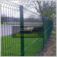 Wholesale Anping suppliers, PVC Coated Welded Wire Mesh Fence, Vinyl Coated Garden fence from china suppliers
