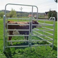Wholesale Top-selling metal livestock farm fence panel(Manufacturer) from china suppliers