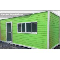Wholesale Prebuilt cheap portable underground container houses from china suppliers