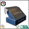 ... shipping box matte cmyk full color offset print shipping box folding: www.spintoband.com/pz6d25516-cz58be5c2-black-kraft-paper-shipping...