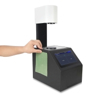 Buy cheap 3nh YH1200 ASTM D1003 Haze Tester Meter Color Light Transmittance and Haze from wholesalers