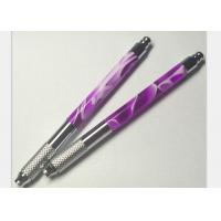 Wholesale Eyebrow Manual Tattoo Pen , 3D Eyebrow Microblading Handmade Pen from china suppliers