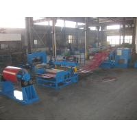 Wholesale PLC Control Cold Roller Sheet Coil Steel Slitting Machine Line Large Thickness 1.5mm from china suppliers
