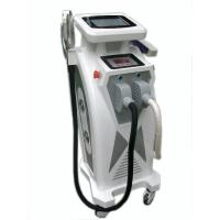 Wholesale E Light IPL, RF, Nd Yag Laser 3 in 1 Portable Multifunction Beauty Equipment (220V / 110V) from china suppliers