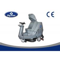 Wholesale Warehouse Durable Ride On Floor Cleaning Machines Energy Saving 24V from china suppliers