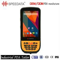 Wholesale 1D Wireless Handheld Industrial PDA Barcode Scanner Android 4.5 Inch Display from china suppliers