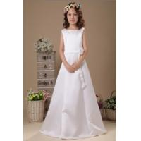 Wholesale China Flower Girl Dress/ Brief Organza Flower Girl Dresses for Wedding from china suppliers