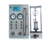 Buy cheap C002 Soil Strain Controlled bench Standard Triaxial Testing Apparatus from wholesalers