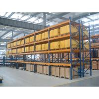 Wholesale single access Long span Warehouse racking system for industrial storage from china suppliers