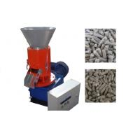 Wholesale High Capacity Sawdust Flat Die Pellet Machine For Home / Small Process Plant from china suppliers