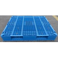 Wholesale Heavy Duty Scale and Plastic pallet Type double stacking pallet 1500*1200*150 from china suppliers