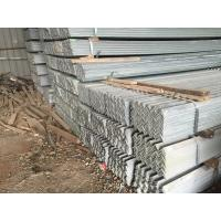 Wholesale Vertical Angle Metal Angle Iron / Galvanized  Steel Angle Iron Size 60 * 6mm from china suppliers