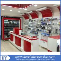 Wholesale New mobile phone shop design/mobile phone shop interior design from china suppliers