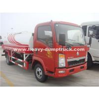 Wholesale Light Duty 10CBM  Water Tank Truck Sinotruk With Left Hand Driving Steering from china suppliers