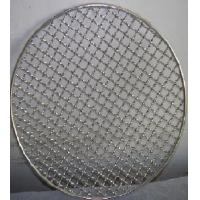Wholesale Round Barbecue Wire Mesh from china suppliers