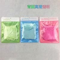 Quality ODM / OEM PET Plastic Ziplock Bags For Man's Underwear Packaging for sale
