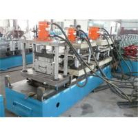 Wholesale Galvainzed Steel Cable Tray Roll Forming Machine , Cr12 Roller Roll Forming Equipment from china suppliers