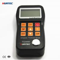 Wholesale Digital Ultrasonic Thickness Gauge TG3000 For Metals , Plastic , Ceramics from china suppliers