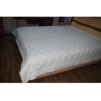 Wholesale Diamond Quilting White Queen Size Quilts Comforter For Hotel / Household from china suppliers