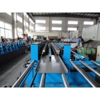 Wholesale Easy Operate Metal Storage Rack / C Channel Roll Forming Machine 12 Months Warranty from china suppliers