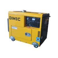 Wholesale Diesel Generator PME7000SE from china suppliers