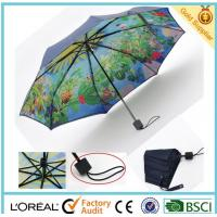 Wholesale 2016 Hot Sale Fashion 3 Folding Umbrella for apparel accessory brands from china suppliers