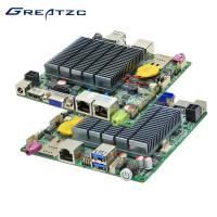 Wholesale Energy Saving Nano ITX Motherboard , INTEL Bay Trail-D Celeron j1900 Motherboard from china suppliers