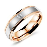 Wholesale Luxury Wedding Custom Couple Rings King / Queen Size Heat Resistant from china suppliers