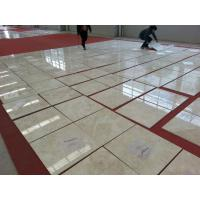 Quality Calista Cream Marble Laminated Tiles/Composite Marble Tiles/Beige Marble Tiles/Marble tile for sale