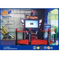 Wholesale Interesting Virtual Shooting Simulator , Gun Shooting Simulator With 2 Handles from china suppliers