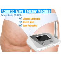 Wholesale Continuously Muscle And Connective Tissue Tightening With Radial Acoustic Shockwave from china suppliers