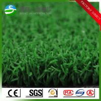 Quality The golf artificial grass 13mm PE curly for sale