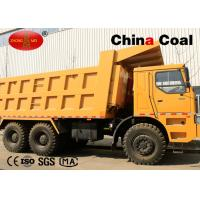 Wholesale Mining 70 Tons GW Mining Tipper Logistics Equipment 6x4 EuroII from china suppliers